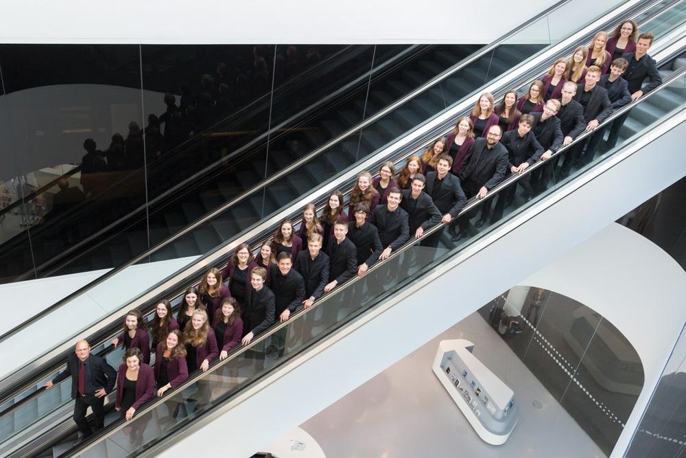Jugendkammerchor der Singschule Koblenz