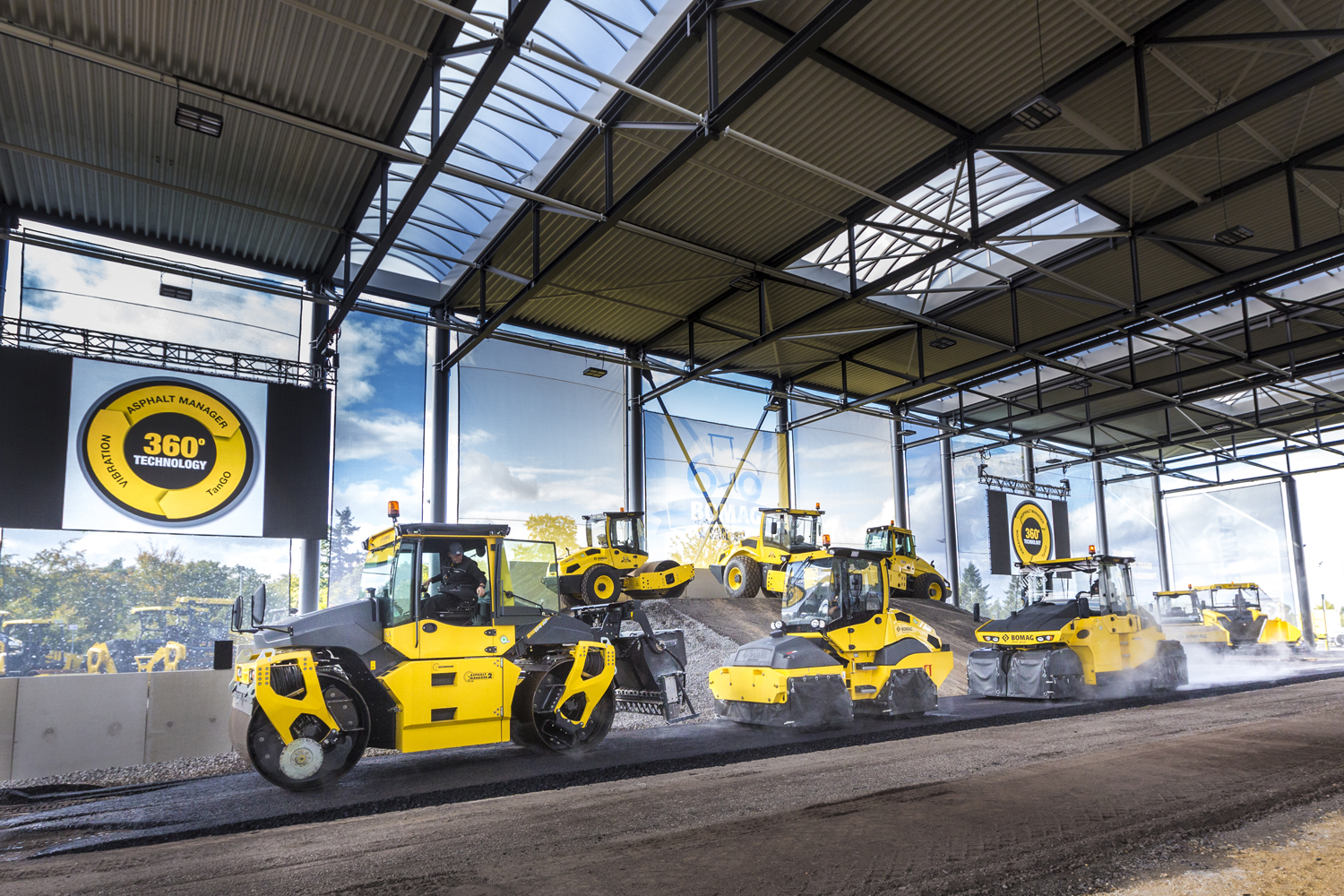 Bomag Innovation Days 2017